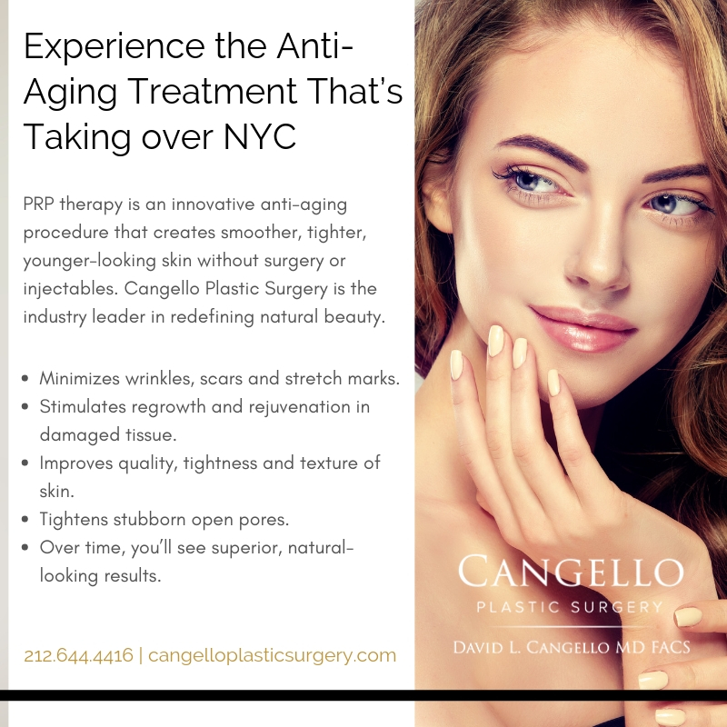 Experience The Anti Aging Treatment That S Taking Over Nyc New York
